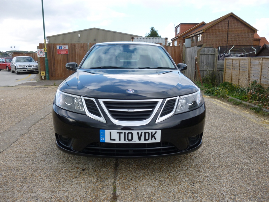 2010 (10 Reg) Saab 9-3 1.9 TTiD Turbo Edition